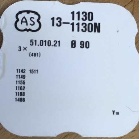 AS1130-401